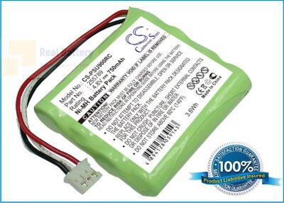 Аккумулятор CS-PSU900RC для Philips Pronto Pro 900 4,8V 750Ah Ni-MH