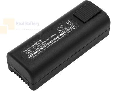 Аккумулятор CS-MSE600XL для MSA E6000 TIC 3,7V 3400Ah Li-ion