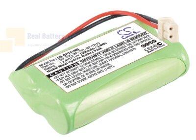 Аккумулятор CS-BPT51MB для Fisher M6163 2,4V 1500Ah Ni-MH