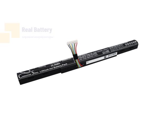 Аккумулятор CS-ACE542NB для Acer Aspire E5-422  14,8V 2200mAh Li-ion