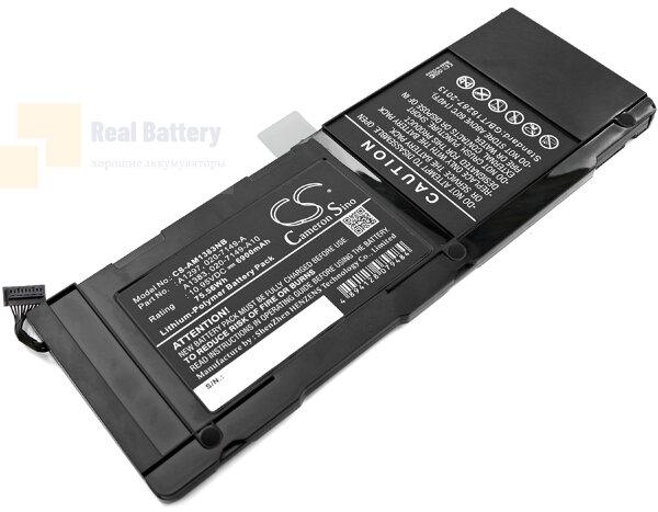 Аккумулятор CS-AM1383NB для Apple MacBook Pro 17  10,95V 6900mAh Li-Polymer