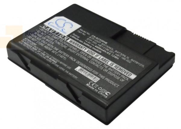 Аккумулятор CS-AC530HB для Fujitsu Amilo A6600  14,8V 4400mAh Li-ion