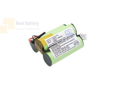 Аккумулятор CS-FBP152SL для Fluke 1521 Thermometer 3,6V 2500Ah Ni-MH