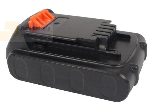 Аккумулятор для Black & Decker BDCDMT120 20V 2Ah Li-ion CS-BPL120PX