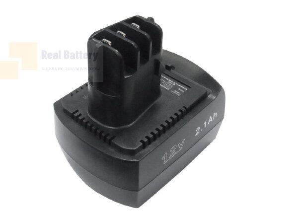 Аккумулятор для Metabo BS 12 SP 12V 2,1Ah Ni-MH CS-MTX625PW