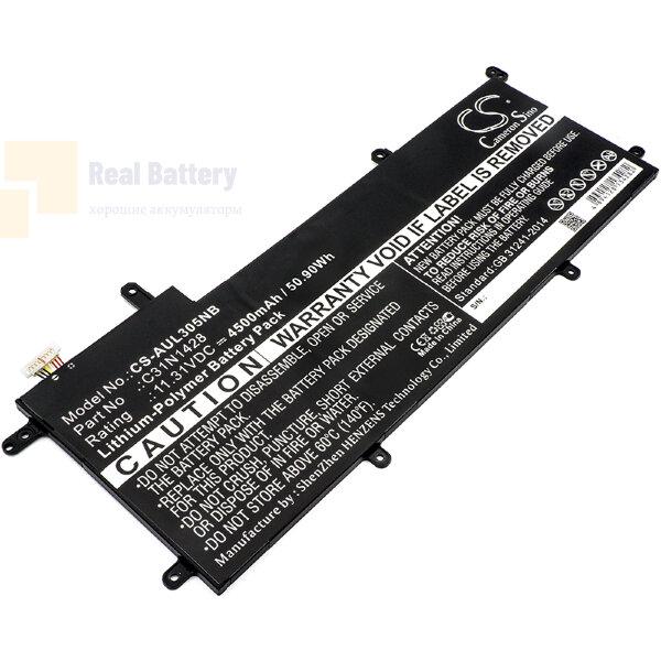 Аккумулятор CS-AUL305NB для Asus Zenbook UX305LA  11,31V 4500mAh Li-Polymer