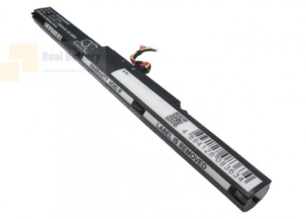 Аккумулятор CS-AUX450NB для Asus A450E47JF-SL  14,4V 2200mAh Li-ion