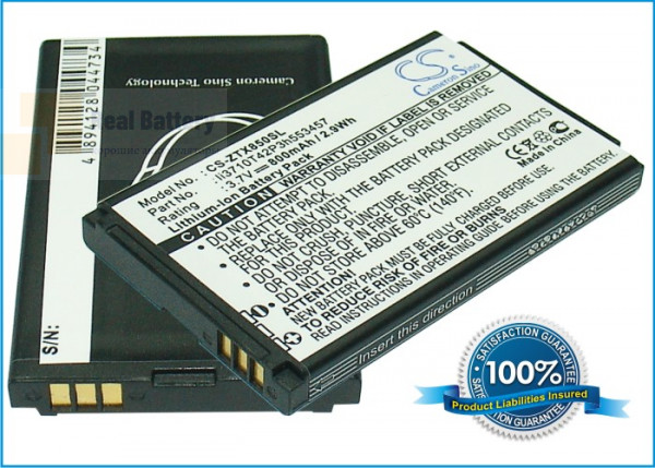 Аккумулятор CS-ZTX850SL для Vodafone 255 3,7V 800Ah Li-ion
