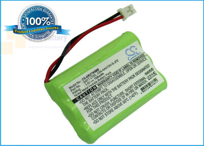 Аккумулятор CS-GR2795MB для GRACO 2791 3,6V 700Ah Ni-MH