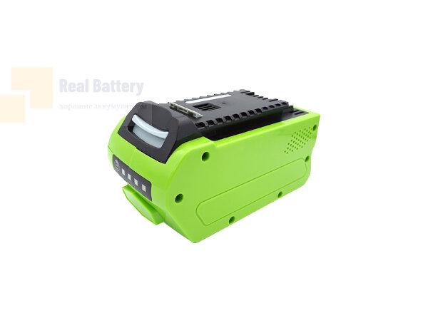 Аккумулятор для GreenWorks 20292 40V 3Ah Li-ion CS-GWP400PW