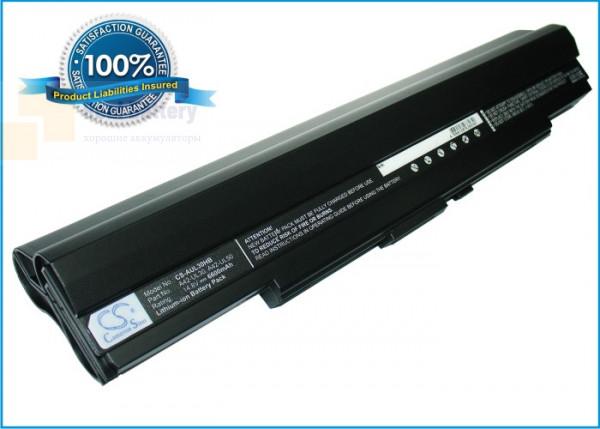 Аккумулятор CS-AUL30HB для Asus UL80Ag-A1  14,8V 6600mAh Li-ion