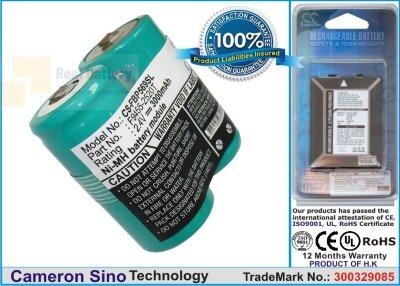 Аккумулятор CS-FBP569SL для Fluke 474569 2,4V 3000Ah Ni-MH