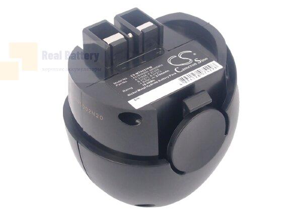 Аккумулятор для Metabo Powergrip 2 4,8V 2,1Ah Ni-MH CS-MTX631PW