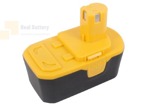 Аккумулятор для Ryobi BID-1801M 18V 3Ah Ni-MH CS-RYB813PX