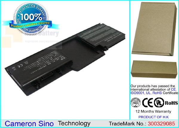 Аккумулятор CS-DE273NB для DELL Latitude XT Tablet PC 14,8V 1800mAh Li-ion