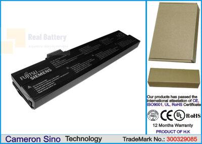 Аккумулятор CS-FU1640HB для Uniwill 245 11,1V 4400mAh Li-ion