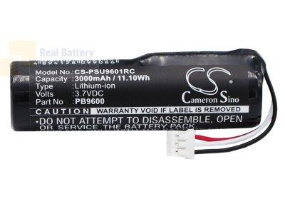 Аккумулятор CS-PSU9601RC для Philips Pronto TSU-9600 3,7V 3000Ah Li-ion