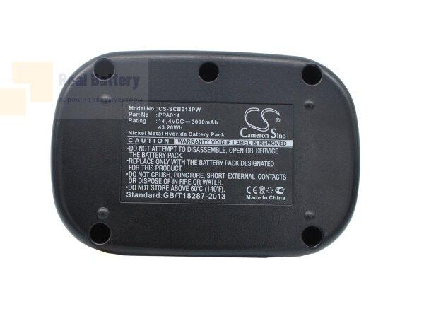 Аккумулятор для SENCO DS202 14,4V 3Ah Ni-MH CS-SCB014PW
